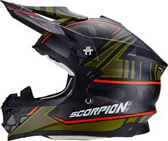sinisalo motocross gear scorpion vx 15 air miramar cross helmet motorcycle motocross