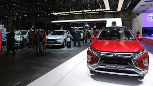mitsubishi eclipse cross now shipping to europe