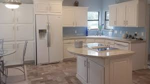how to whitewash stained cabinets diy kitchen remodel on a budget painted white washed cabinets white