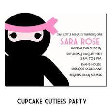 coupon code repin10 for 10 off ninja custom birthday party