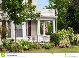 House Porch by New England House Porch Royalty Free Stock Photos Image 32800178