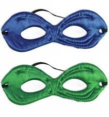 child u0027s reversible eye mask candy apple costumes pop culture