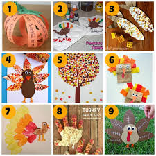 thanksgiving crafts to make at home divascuisine