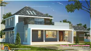 march 2015 home kerala plans contemporary mix home