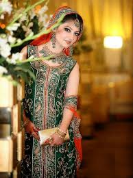 trend in now adays designer bridal dresses pakistani