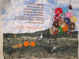 happy thanksgiving for friends pillow covers