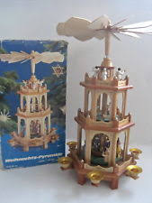 german pyramid seasonal ebay