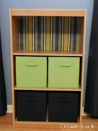 Billy Bookcase Makeover Bookcase Makeover From Drab To Fab Organizing Homelife