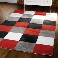 terrific red and black kitchen rugs pretentious super sisalo anti