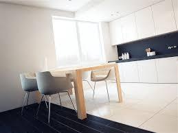 Contemporary Minimalist Apartment In St Petersburg Exudes - Minimalist apartment design