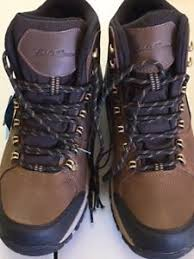 s lightweight hiking boots size 12 s eddie bauer brad leather waterproof hiking boots in