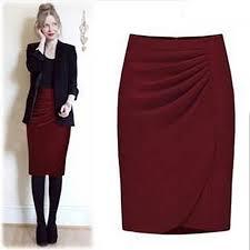 high waisted pencil skirt aliexpress buy adofeeno high waist pencil skirts womens