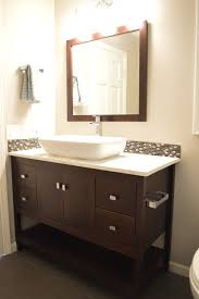 Powder Room Vanities Contemporary Contemporary 48