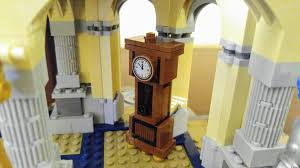 How To Transport A Grandfather Clock Review And Images Lego Disney Castle 71040 Brickbig