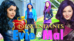 Halloween Costume Diy Halloween Costumes Disney U0027s Descendants Mal U0026 Evie Makeup