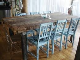 Western Style Dining Room Sets Dining Table With Bench Seats Rustic Dining Room Table Set Rustic