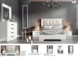 Bedroom Collections In White Es 10222 Bedroom Sets