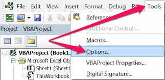 define variables in vba declare variables and assign them expressions
