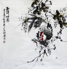 Feng Shui Painting Free Shipping Oriental Asian Art Original Traditional Chinese
