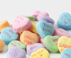 sweetheart candy sayings you are fax me let s read and 17 more amazing retired