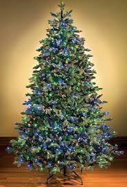 beautiful decoration trees prelit 9 ft pre lit balsam