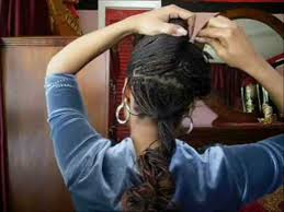 micro braids hairstyles pictures updos re microbraids twinkie updo tutorial youtube