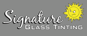 home signature glass tinting