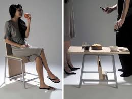 flip flop chair fold up home furniture flip flop table turns into a chair