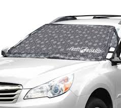 manual windshield wiper frostguard windshield and wiper cover with security feature page