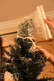 epbot shrink wrap your christmas tree for fun u0026 profit