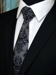 goth halloween background halloween neck tie u2013 black pumpkin tie with gray background goth