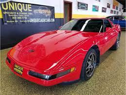 corvette specialties mn 1994 chevrolet corvette for sale classiccars com cc 1030559