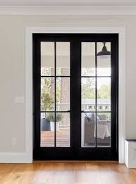 can you use an existing door for a barn door can you replace a sliding glass door with doors