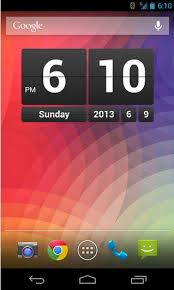 widget android 10 best anti digital clock widgets for android