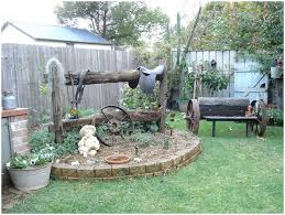 backyards winsome gallery of wood backyard fence ideas and