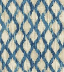kelly ripa upholstery fabric floating trellis indigo kelly