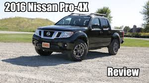 nissan frontier pro 4x 2017 2016 nissan frontier pro 4x review most affordable off road mid