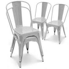 chaise de cuisine grise chaise cuisine metal gris bricolage maison et décoration