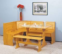Corner Kitchen Table Set Benches Kitchen Nook Furniture 3 Piece Dining Set Dinette Breakfast Nook