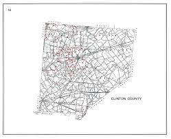 Coshocton Ohio Map by Extra Materials Isbn 978 0 387 77386 5