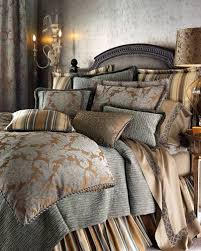 Upscale Bedding Sets Brilliant Luxury Bedding Sets At Neiman Marcus With Regard To
