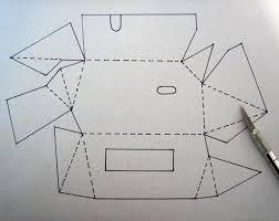 diy project faceted wood alarm clock u2013 design sponge