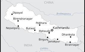 Map Of Nepal India by Nepal Facts Amazing Fun Facts About Nepal