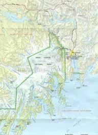 Healy Alaska Map by Alaska U2013 Trailmonkey