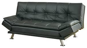 futon metal sofa bed metal sofa bed attractive futon leather sofa bed metal leg faux