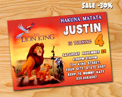 lion king wrapping paper lion king invitation etsy