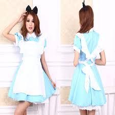 Alice Wonderland Halloween Costumes Kids Kid Size Xxl Alice Wonderland Costume Dress