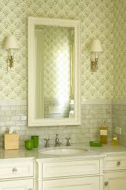 a perfect marriage wallpaper and powder bathrooms