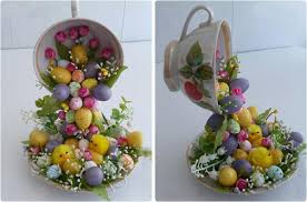 easter decorations 20 amusing and delightful diy easter home decorations to make