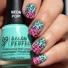 colores de carol salon perfect neon pop